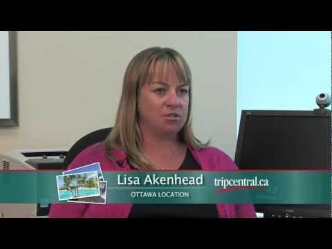 Lisa Akenhead Travel Agent Tripcentral Ca