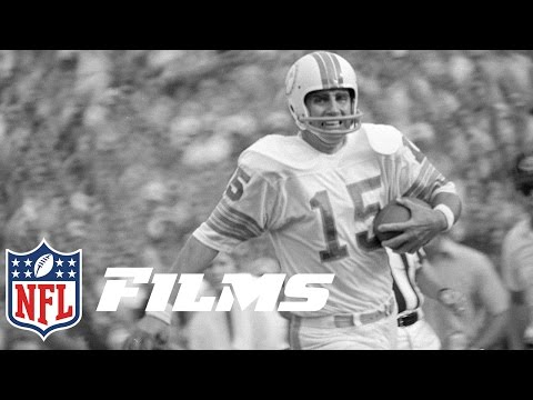 Video: #4 Earl Morrall Leads '72 Dolphins | Top 10 Player Comebacks | NFL Films