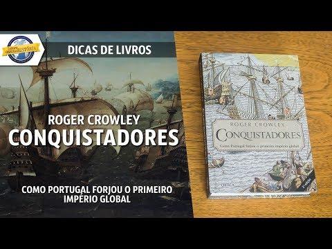 Conquistadores, de Roger Crowley