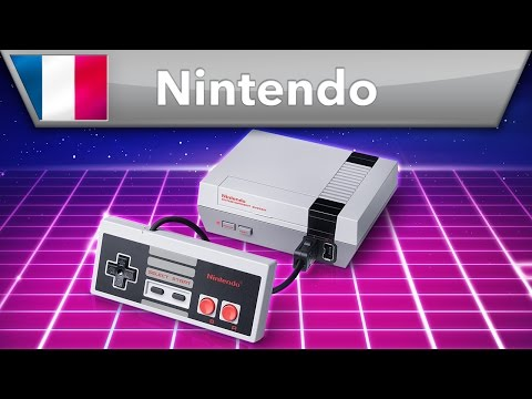 NES Classic Mini en vidéo