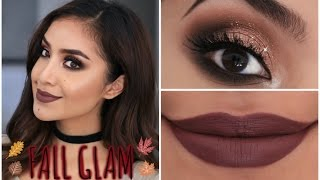 Kylie Jenner Bronze Palette FALL GLAM by Dulce Candy