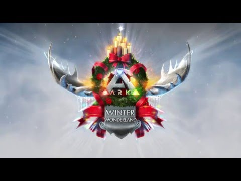 ARK: Survival Evolved – Winter Wonderland – HD Seasonal Trailer