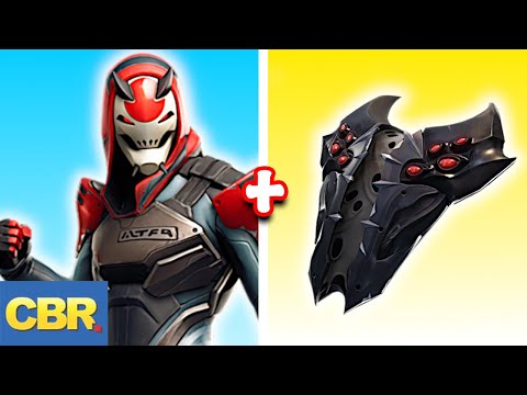 The 10 Best Fortnite Skins And Back Bling Combos For Season 9