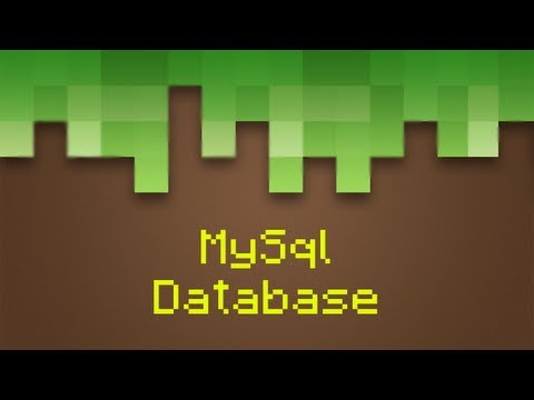 How to make a local MYSQL database for Minecraft! (Free)