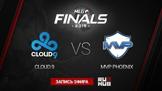 Cloud9 vs MVP Phoenix, game 2