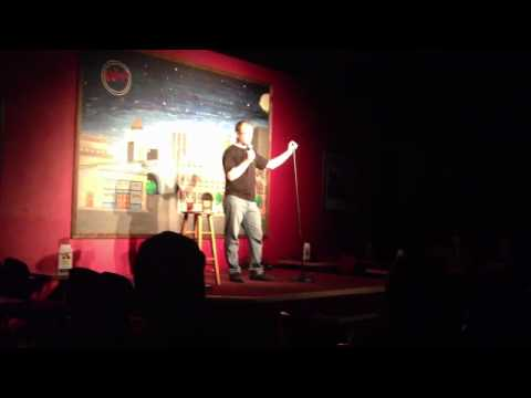Jason Marshall at Wiley's Comedy Club 6/10/12