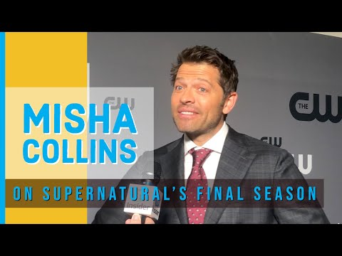 'Supernatural' Star Misha Collins Talks About The End Of The Series | TV Insider