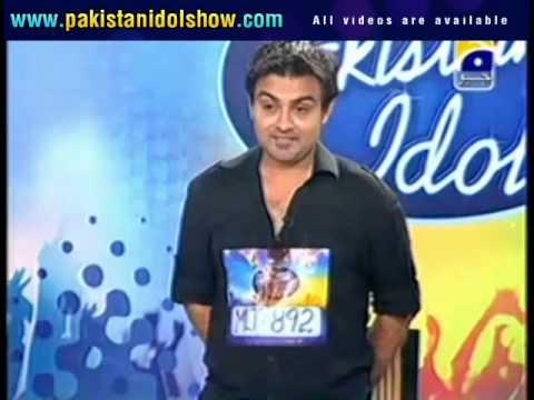 DR. M Usman Rafiq Pakistan Idol Multan Audition