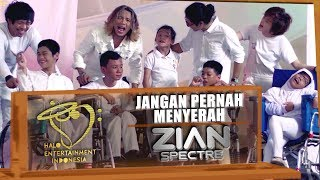 Video ZIAN SPECTRE - JANGAN PERNAH MENYERAH OFFICIAL MUSIC VIDEO #ASIANPARAGAMES MP3, 3GP, MP4, WEBM, AVI, FLV November 2018