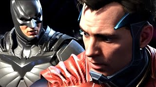 Nonton Injustice 2 All Cutscenes  Justice League  Game Movie 1080p 60fps Film Subtitle Indonesia Streaming Movie Download