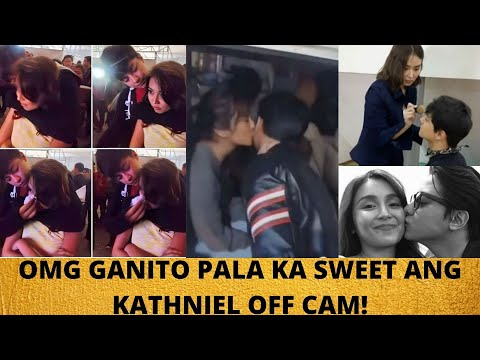 OMG GRABE TALAGA LOVE NA LOVE NI DANIEL SI KATHRYN.GANITO PALA SILA KA SWEET SA ISAT ISA! #KATHNIEL
