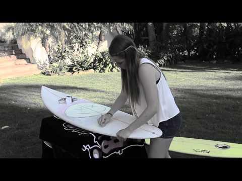 comment appliquer wax surf