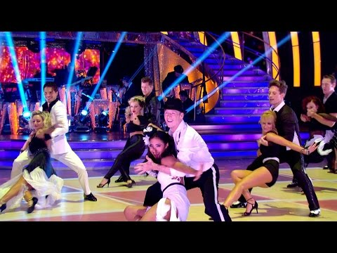 Strictly Pros Dance To 'Shut Up And Dance' - Strictly Come Dancing: 2015