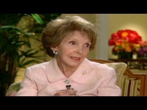 BREAKING: Nancy Reagan Has Died