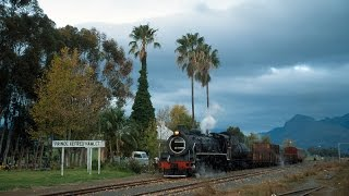 Ceres South Africa  City new picture : South African Steam: 19D Ceres and Porterville Branch Line