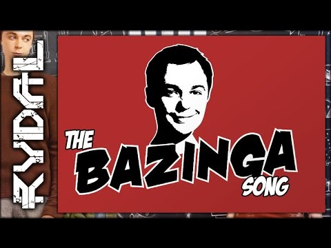 Video Rydal Vs. Sheldon Cooper - The Bazinga Song! download in MP3, 3GP, MP4, WEBM, AVI, FLV January 2017