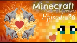 Minecraft PC - Feather Adventures : Welcome Home Puppies ! - {26}