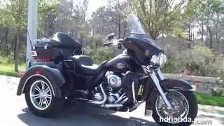 9. Used 2011 HarleyDavidson Trike Motorcycles for sale