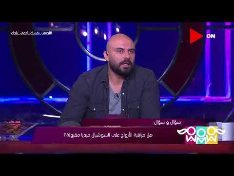 فيديو- هكذا يتعامل أحمد صلاح حسني مع تعليقات معجباته