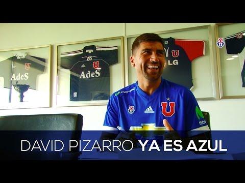 """[Video] David Pizarro: """"Entrené con mucho sacrificio, me puse a las órdenes y era una prueba muy importante para mí"""""""