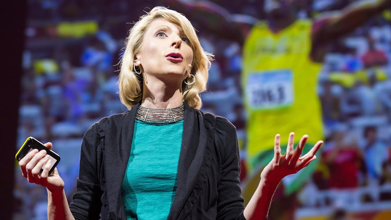 Video Thumbnail: Your body language may shape who you are - Amy Cuddy