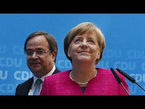 Γερμανία: Τι σημαίνει ο θρίαμβος του CDU στη Βόρεια Ρηνανία-Βεστφαλία