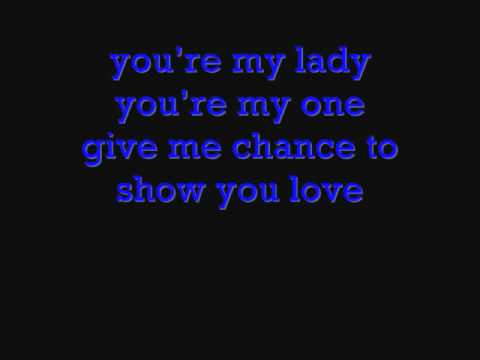 Sandy - Be My Lady. Lyric