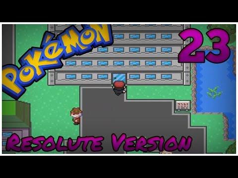 Pokemon resolute version walkthrough part 2
