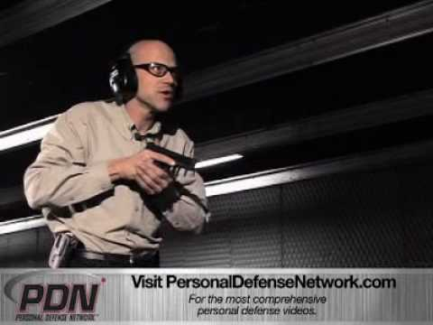 Personal Defense Tips: Handguns – Drawing Pistols from Holsters