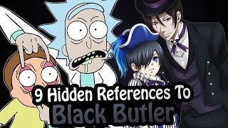 Video 9 References To Black Butler Hidden In Other Works! (Black Butler/Kuroshitsuji) MP3, 3GP, MP4, WEBM, AVI, FLV Agustus 2018