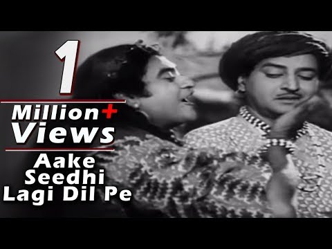 Video Aake Seedhi Lagi Dil Pe - Kishore Kumar, Half Ticket Comedy Song download in MP3, 3GP, MP4, WEBM, AVI, FLV January 2017