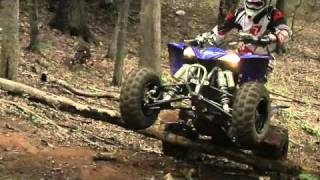 8. YFZ 450 Woods Riding!!