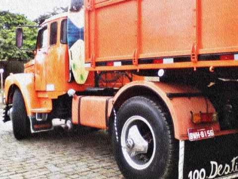 Grupo ETS 101, caminhões de alguns ninjas que moram em Camboriú