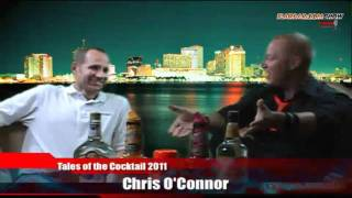 Flairbar.com Show with Chris O'Connor @ Tales of the Cocktail 2011! Part 1