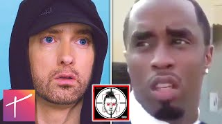Video Diddy Responds To Eminem's Diss 'Killshot' And How He Will HANDLE Eminem MP3, 3GP, MP4, WEBM, AVI, FLV Oktober 2018