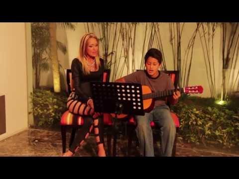 Juan Andrés Estrada y Heather Dee Perry