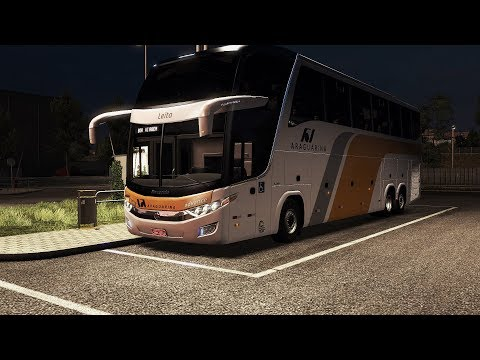 MARCOPOLO G7 PARADISO 1600 LD v1.26 - 1.28x