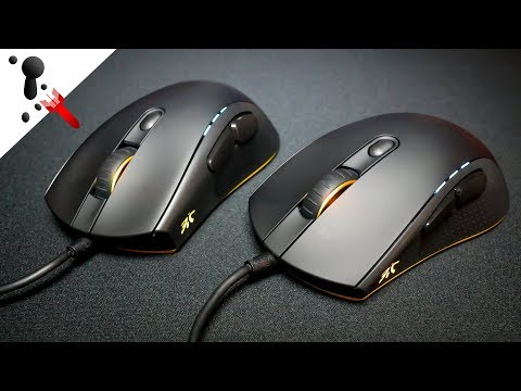 Fnatic Flick 2 and Clutch 2 Mouse Review | Discount Code: RJN