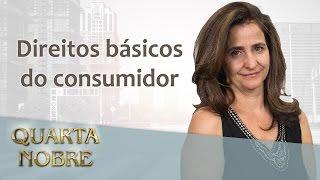 Direitos básicos do consumidor - Marinísia Turoli Fernandes ...