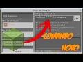 COMANDO DO VIDRO COLORIDOS NO MINECRAFT POCKET EDITION 1.1 (COMMAND BLOCK) MCPE