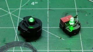 How to make a Gundam LED Unit