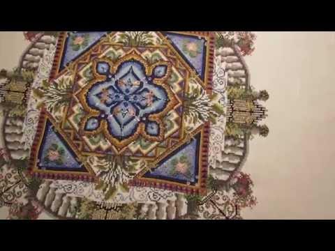 Вышивка крестом: работы моей бабушки. Часть 2