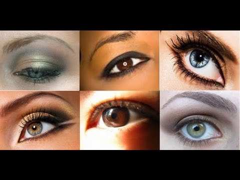 HOW TO: KNOW YOUR EYE SHAPE