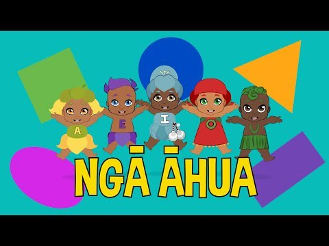 Tākaro Tribe - Ngā Āhua - Shapes 1