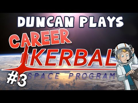 program - Duncan starts a new game of Kerbal Space Program and starts a career with mods! Mod List: Remote Tech 2 H.O.M.E Visual Enhancements B9 Aerospace KW Rocketry ...