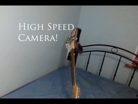 Galaxy Note II Slow Motion (High Speed) Camera Tests.