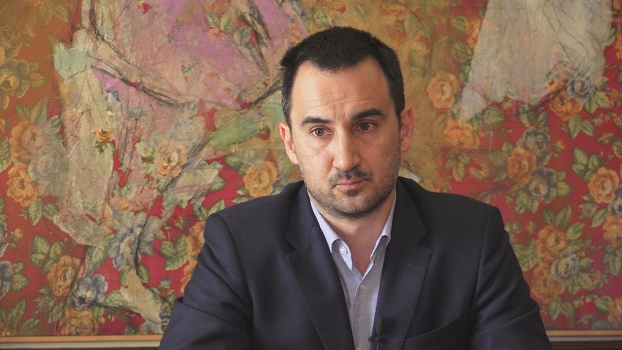 Α. Χαρίτσης: Η Ελλάδα δεν μπορεί να γυρίσει πίσω -Ο λαός θα δικαιώσει την προσπάθειά μας