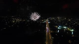 San Benito (TX) United States  city pictures gallery : Fireworks San Benito, Texas 2016 1080p DJI Phantom