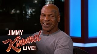 Mike Tyson on Buster Douglas and Having Sex with Japanese Hotel Maids  PreFight