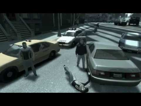 GTA 4 Welcome to liberty city Part 2
